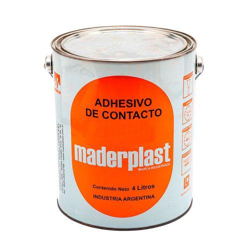 Adhesivo Maderplast C-15 x 4 litros