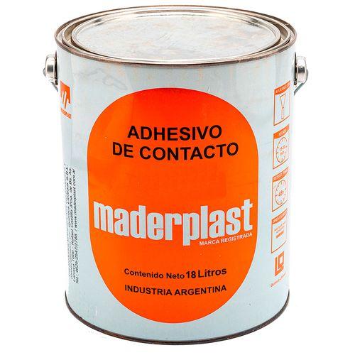 Adhesivo Maderplast C-15 x 18 litros