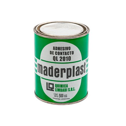Adhesivo Maderplast QL2010 x 1/2 litro