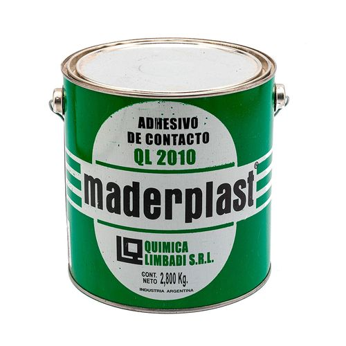 Adhesivo Maderplast QL2010 x 2.80 Kilos