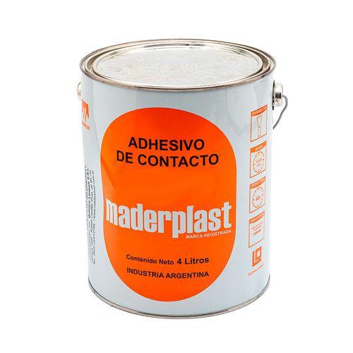 Adhesivo Maderplast C-23 x 4 litros