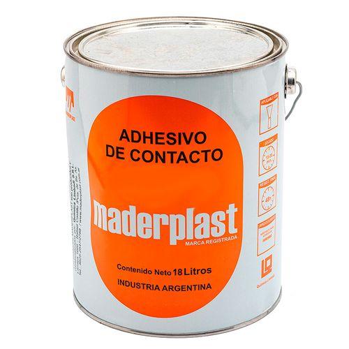 Adhesivo Maderplast C-23 x 18 litros