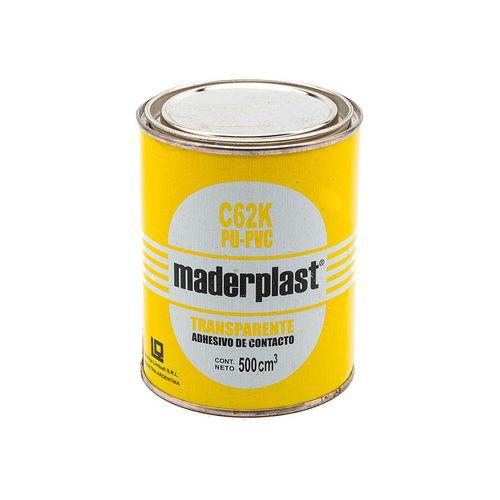 Adhesivo Maderplast C-62 K x 1/2 litro