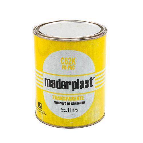 Adhesivo Maderplast C-62 K x 1 litro