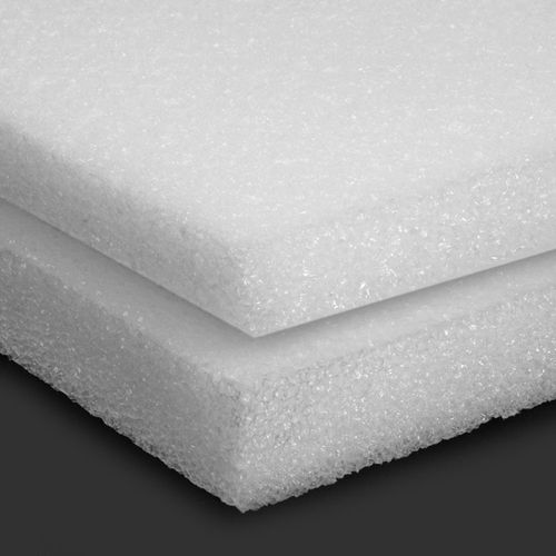 Placa de Polex «espuma de polietileno» – de 40 mm - Blanca