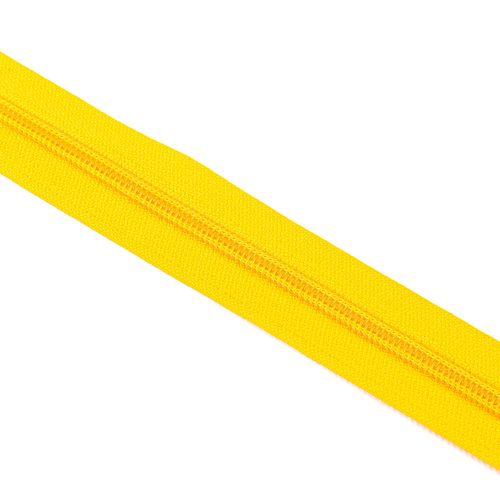 Cierre cadena Nº 6 - Amarillo