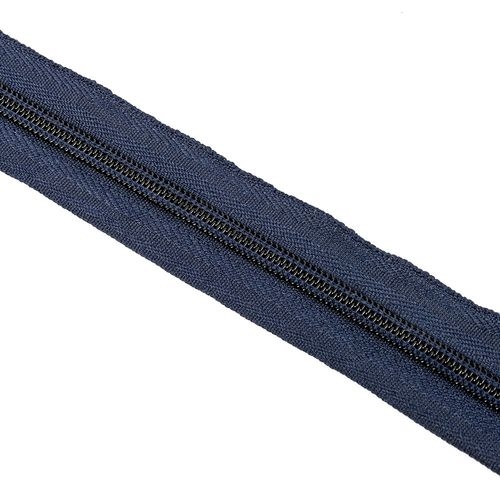 Cierre cadena Nº 6 - Azul marino