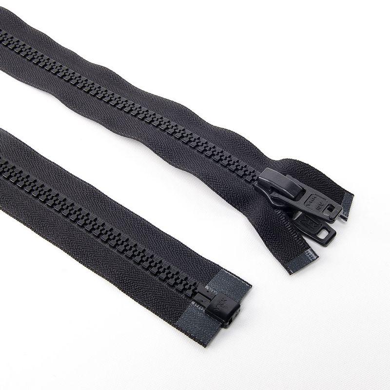 cierre-ykk-DP-cadena-10-cadena-desmontable-negro-deslizador-doble-01