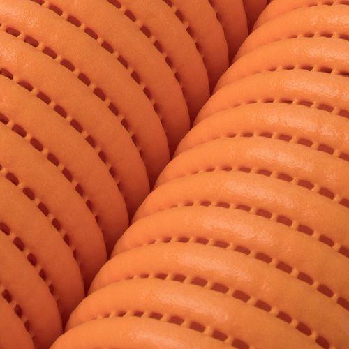 Camino de PVC espumado - Naranja