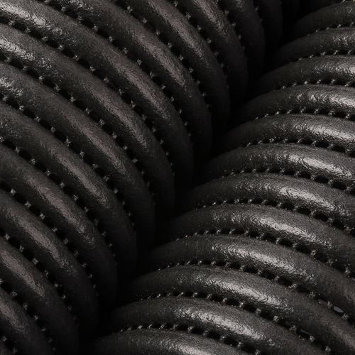 Camino de PVC espumado - Negro