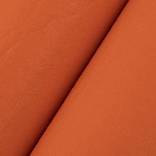 Cuerina bufalo - Naranja