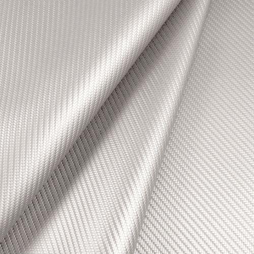 Cuerina náutica carbon fiber - Pearl white