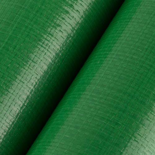 Rafia laminada - Verde musgo