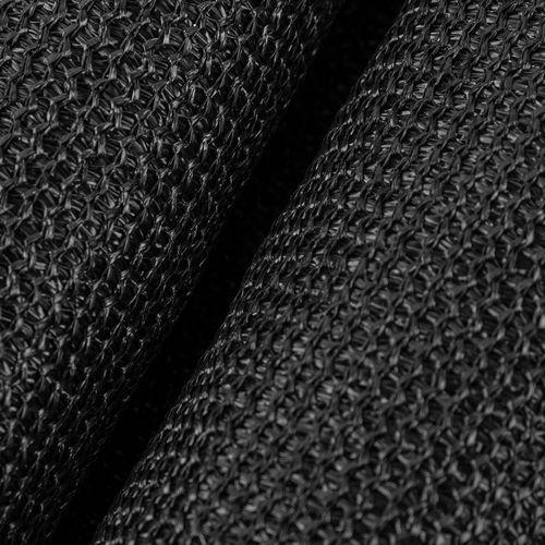 Media sombra Premium Negra - Ancho 4.20 mts