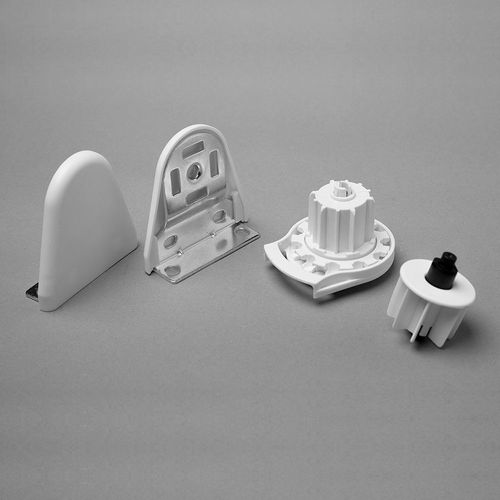 Mecanismo de 32 mm para cortinas roller - Blanco