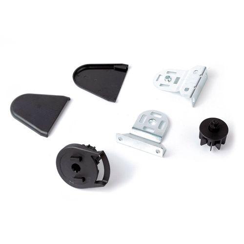 Mecanismo de 32 mm para cortinas roller - Negro