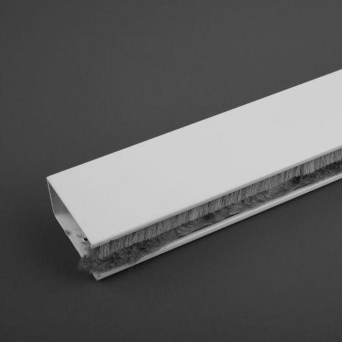 Guía lateral para cortinas roller 50 mm x 25 mm