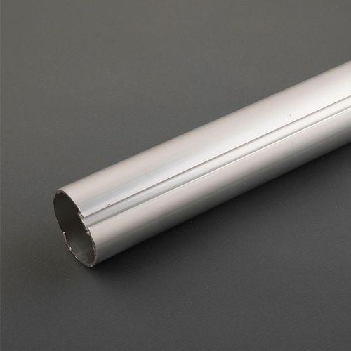 Tubo de aluminio de 32 mm para cortinas roller - Línea SIL