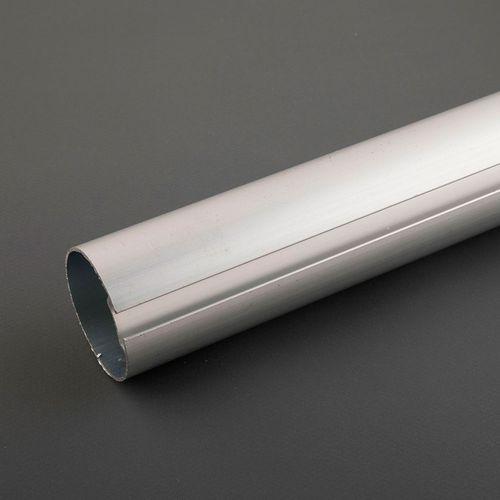 Tubo de aluminio de 38 mm para cortinas roller - Línea SIL