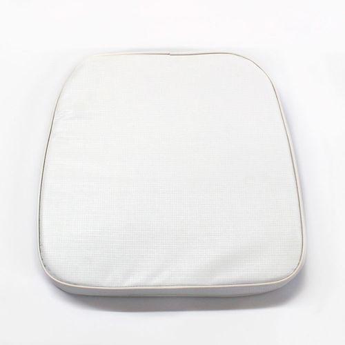 Almohadón de jardín estándar - Liso - Blanco