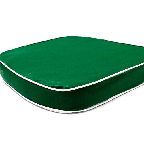 Almohadón de jardín estándar - Liso - Verde musgo