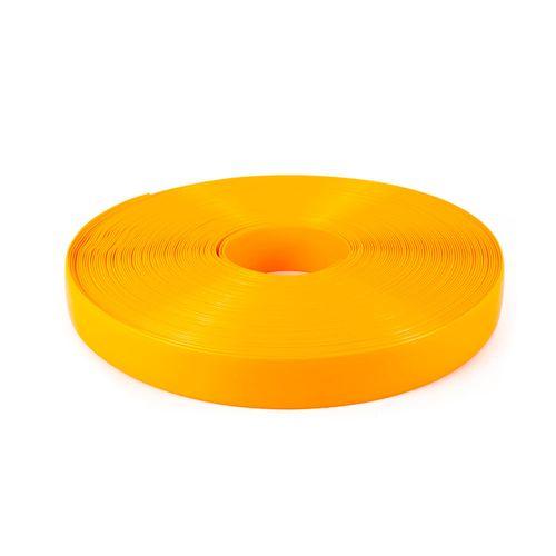 Cinta de PVC extrusada para sillón - Amarilla