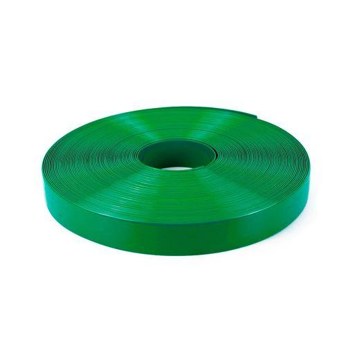 Cinta de PVC extrusada para sillón - Verde