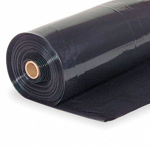 Polietileno negro - 4 mts de ancho x 200 mic.