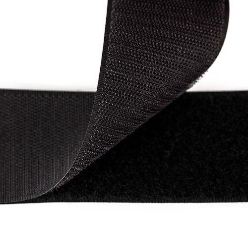 Velcro 50 mm - Negro