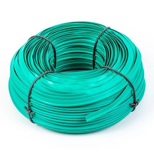 Vivo plástico para tapicería - Verde claro
