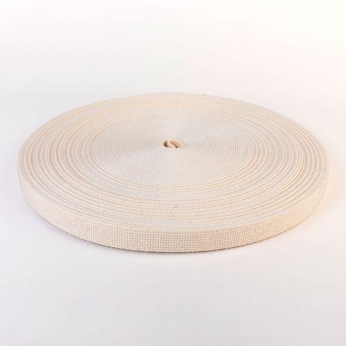 Correa de algodón para persiana de 25 mm