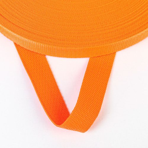 Correa polipropileno de 25 mm - Naranja