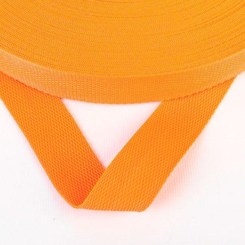 Correa polipropileno de 30 mm - Naranja