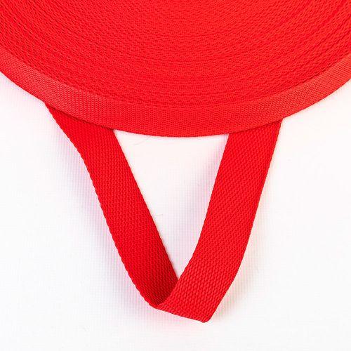 Correa polipropileno de 25 mm - Rojo
