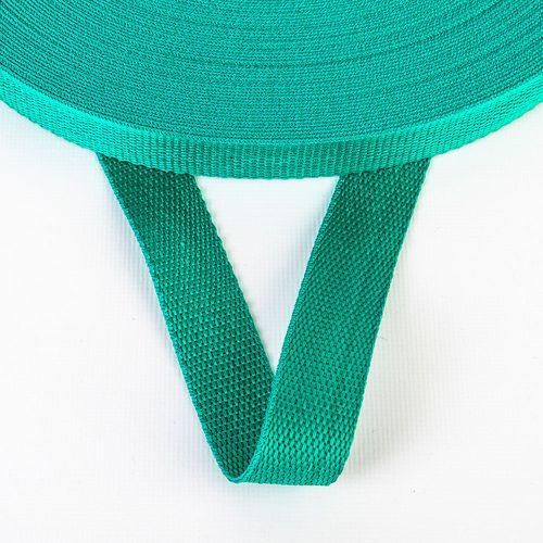 Correa polipropileno de 25 mm - Verde benetton