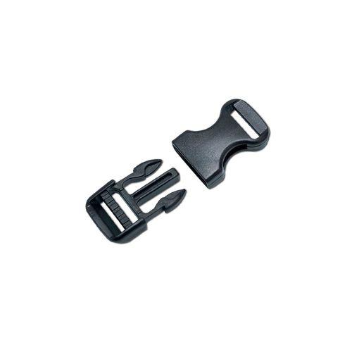 Hebilla plástica de acetal - pase 20 mm