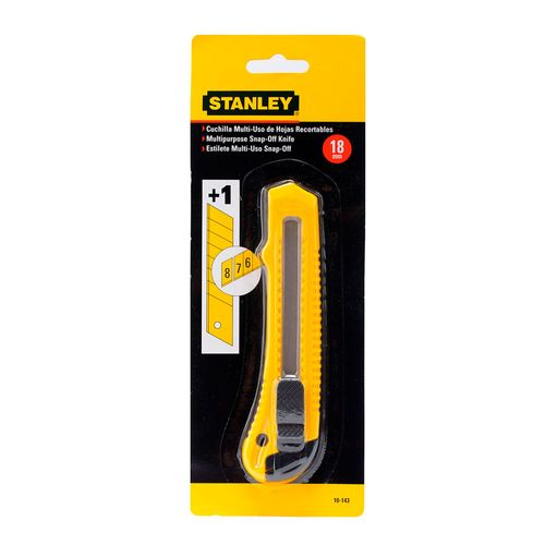 Cutter Stanley - 18 mm