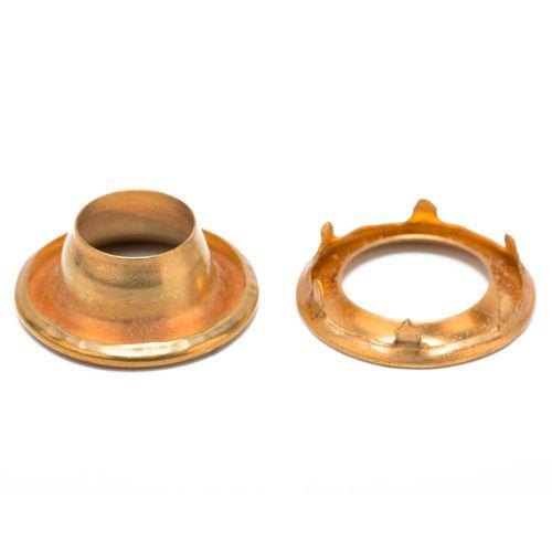 Ojal patente de bronce Nº 3 x 144 unidades
