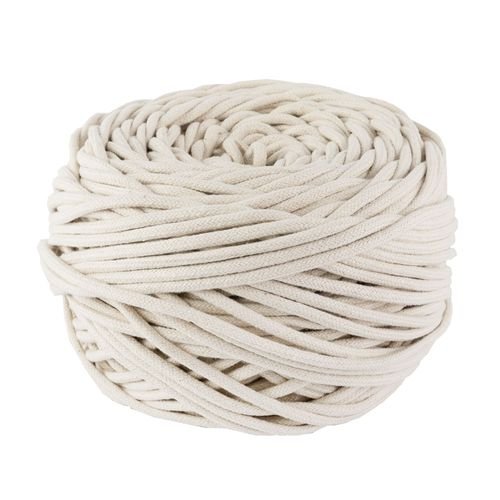 Soga de algodón cruda Nº 01