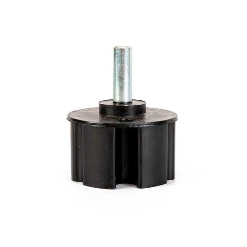 Calota redonda - para tubo de 70 mm