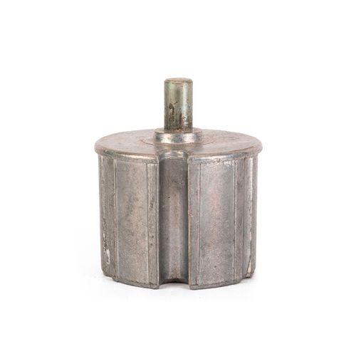 Calota redonda - para tubo de 80 mm
